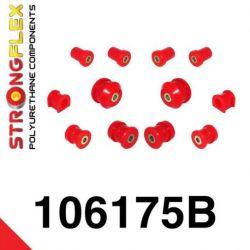 106175B: Front suspension bush kit