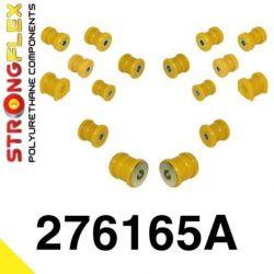 276165A: Rear suspension polyurethane bush kit SPORT