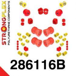 286116B: Full suspension bush kit