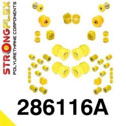 286116A: Full suspension bush kit SPORT