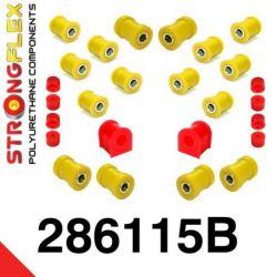 286115B: Rear suspension bush kit
