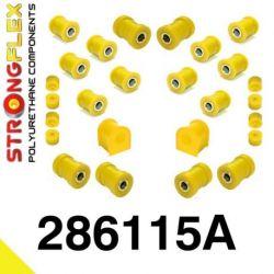 286115A: Rear suspension bush kit SPORT