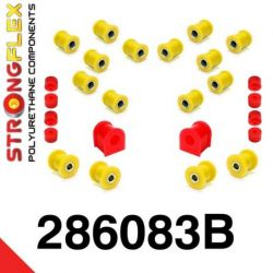 286083B: Rear suspension bush kit