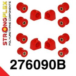 276090B: Front & rear anti roll bush kit