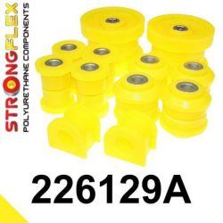 226129A: Rear suspension bush kit SPORT