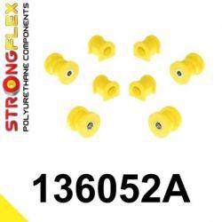 136052A: Front suspension bush kit SPORT