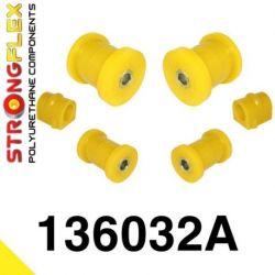 136032A: Front suspension bush kit SPORT