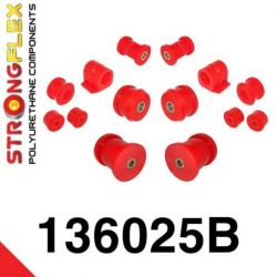 136025B: Full suspension bush kit