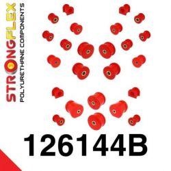 126144B: Full suspension bush kit