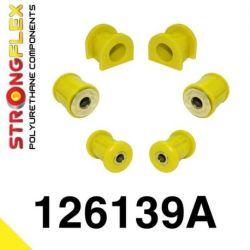 126139A: Front suspension bush kit SPORT
