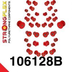 106128B: Full suspension polyurethane bush kit