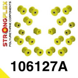 106127A: Rear suspension polyurethane bush kit SPORT
