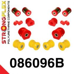 086096B: Front suspension bush kit