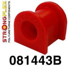 081443B: Rear anti roll bar bush 18mm