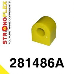 281486A: Front anti roll bar bush SPORT