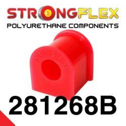 281268B: Rear anti roll bar bush