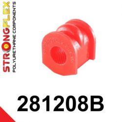 281208B: Rear anti roll bar bush