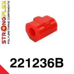 221236B: Front anti roll bar bush