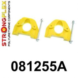 081255A: Engine right lower mount inserts SPORT
