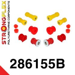 286155B: Front suspension bush kit