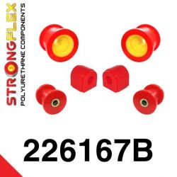 226167B: Front suspension bush kit