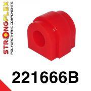 221666B: Rear anti roll bar bush
