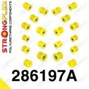 286197A: Rear suspension bush kit SPORT