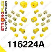 116224A: Full suspension bush kit SPORT