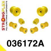 036172A: Rear suspension bush kit SPORT