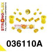 036110A: Full suspension bush kit SPORT