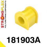 181903A: Front anti roll bar bush SPORT