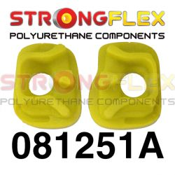 081251A: Engine front mount inserts SPORT