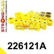 226121A: Full suspension bush kit SPORT