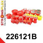 226121B: Full suspension bush kit